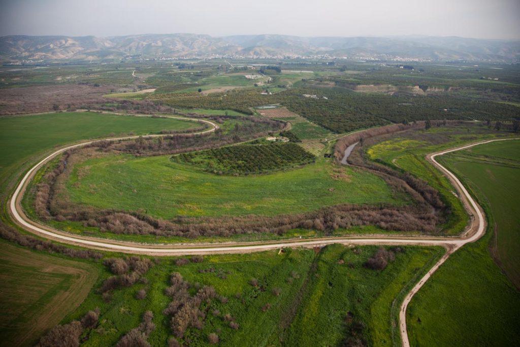 נהר הירדן הדרומי
