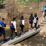 תלמידי הרב תחומי נוטעים בעמק חרוד