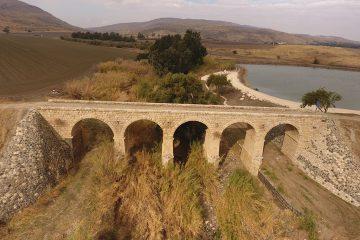 גשר הרכבת בנחל תבור