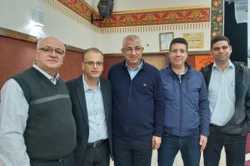 לראשונה: כנס שיתוף חקלאי הכפרים הערביים לעידוד יוזמות לשימור קרקע והסדרת ניקוז