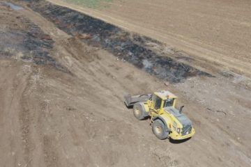 """תוכנית אגנית """"עוטף הר תבור"""": עבודות הסדרת ניקוז בנחל תבור"""