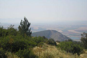 הר ברקן – העמק הנעלם